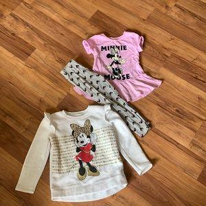 Minnie Mouse 5t Bundle.